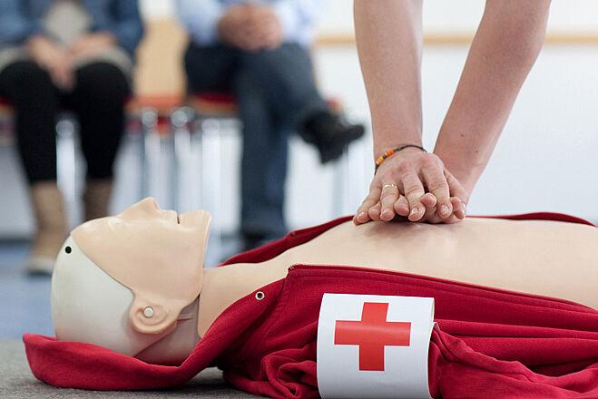 Erste Hilfe (DRK.de)